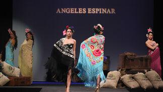 La colección de Ángeles Espinar en SIMOF 2008