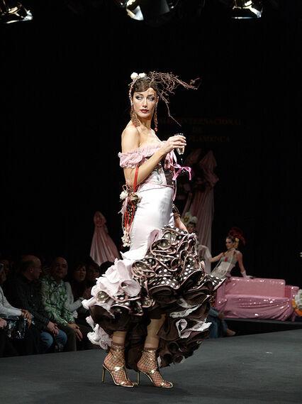La colección de Rosalía Zahíno & Saúco en SIMOF 2008