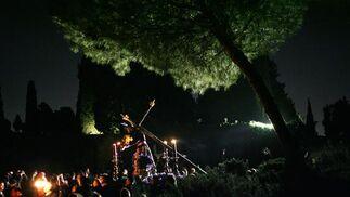 Vía Crucis de Itálica: Fotos de Juan Carlos Muñoz