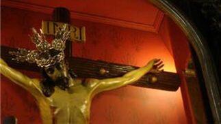 Nuevo crucifijo para Los Milagros de Utrera