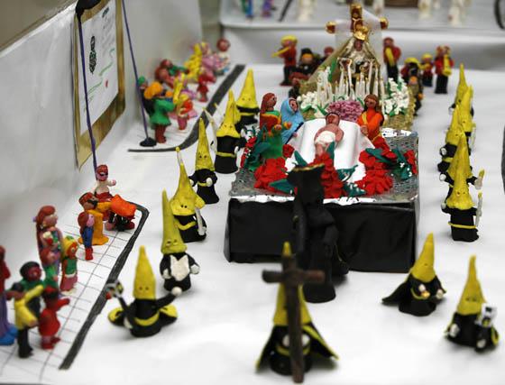 Galería: Semana Santa de plastilina