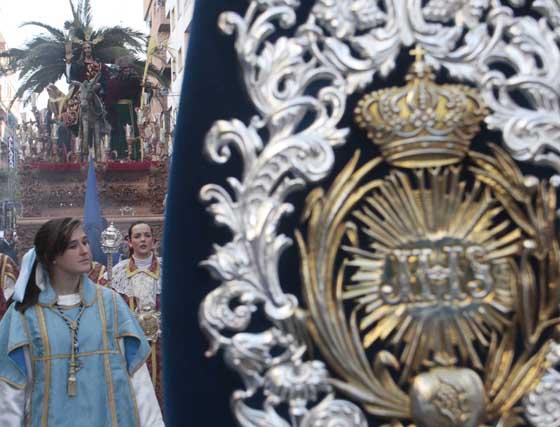 Galería de fotos: Domingo de Ramos en Granada