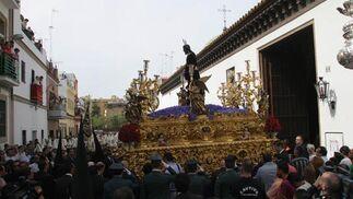 Santa Genoveva en procesión