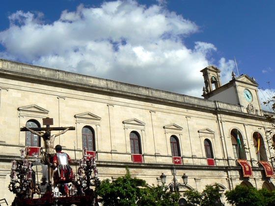 El Cerro, de su barrio a Plaza Nueva