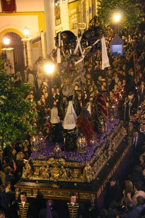 Quinta Angustia, de San Pablo a Rioja