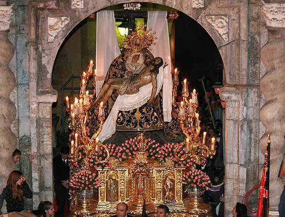 Semana Santa 2008: Jueves Santo