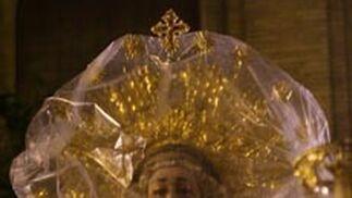 Aguacero en la Campana sobre la Soledad de San Lorenzo