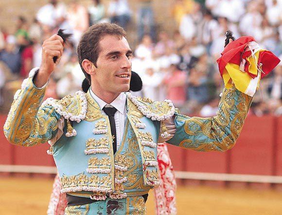 Salvador Cortés: Triunfador del 12 de octubre