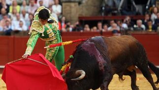 Impresionante Perera; cautivaron El Juli y Manzanares ('08)
