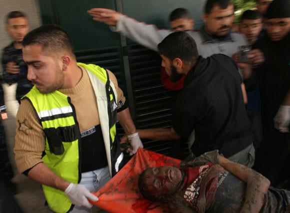 Muerte de un periodista en Gaza