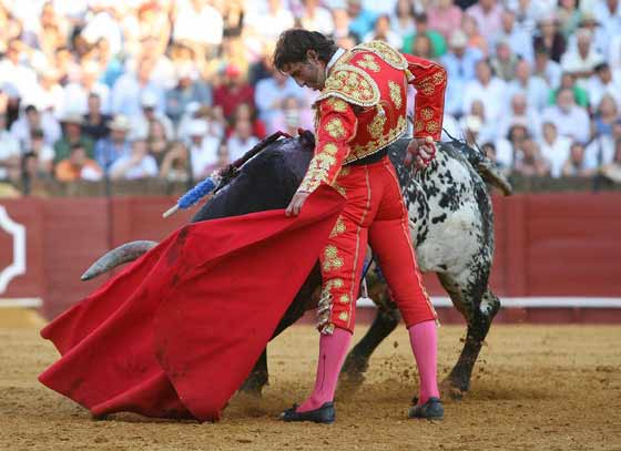 Padilla, suave a la siniestra.  Foto: Juan Carlos Muñoz