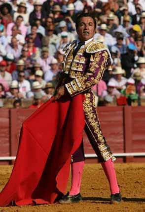 José Pedro Prados 'El Fundi'.  Foto: Juan Carlos Muñoz