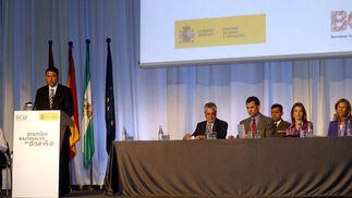 Rafael Blanco estacó la actividad que desarrolla Surgenia en el ámbito del diseño.  Foto: D.C.