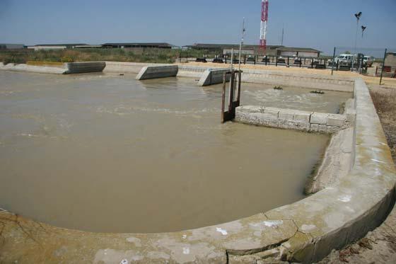 Instalaciones de la piscifactoría.  Foto: Belén Vargas