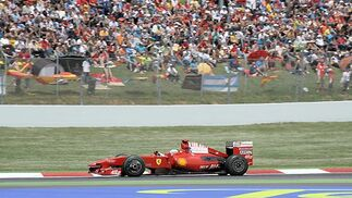 Felipe Massa (Ferrari).  Foto: Reuters / AFP Photo / EFE