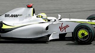 Jenson Button (Brawn GP).  Foto: Reuters / AFP Photo / EFE