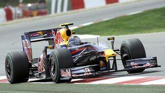 Sebastian Vettel (Red Bull).  Foto: Reuters / AFP Photo / EFE