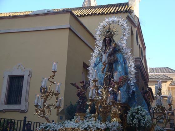 Virgen de la Salud.