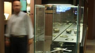 Detalle de un ejemplar de la exposición.  Foto: José Ángel García
