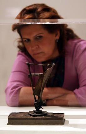 El Museo Picasso acoge una nueva muestra hasta el próximo 30 de agosto, en la que reúne cerca de 40 piezas de Picasso junto a destacadas creaciones de otros dos grandes artistas contemporáneos al andaluz: Julio González y Henri Matisse  Foto: Migue Fernandez