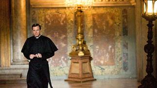 El camarlengo (Ewan McGregor).  Foto: Sony Pictures