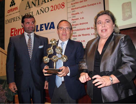 XXIII Premio Antares a la Empresa del Año 2008