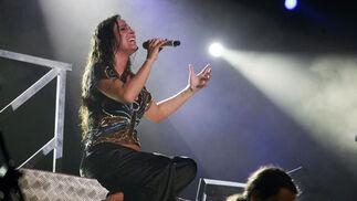 Malú en concierto en el Auditorio Municipal de Málaga  Foto: AGENCIA PUNTOPRESS/LORENZO CARNE