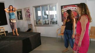 """El espectáculo aspira a ser """"profesional y distribuible"""".  Foto: Victoria Hidalgo"""