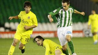 Las imágenes del Real Betis-Villarreal B