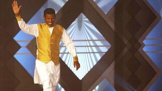 El corredor etíope Haile Gebrselassie, uno de los invitados a la gala.  Foto: Agencias