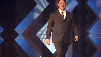 John Smit, capitá de la selección surafricana de rugby.  Foto: Agencias
