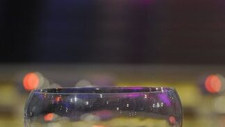 Un de los bombos del sorteo.  Foto: Agencias