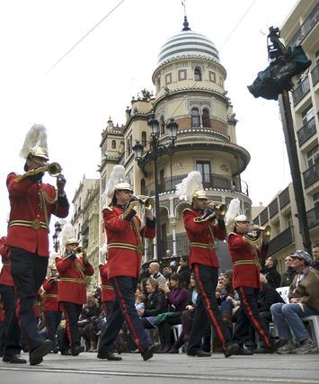 Desfile de clausura del Congreso de Bandas