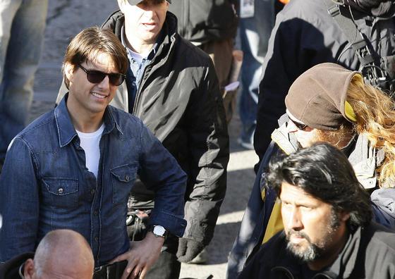 Tom Cruise.  Foto: Antonio Pizarro