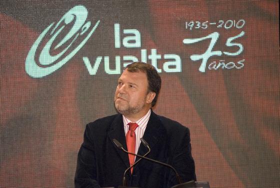 El alcalde de Sevilla, Alfredo Sánchez Monteseirín también estuvo presente en el acto.  Foto: Agencias