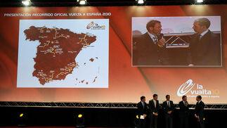 La primera etapa de la Vuelta 2010 saldrá de Alcalá de Guadaíra.  Foto: Agencias