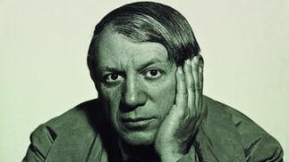 La muestra reúne 166 instantáneas de la vida artística del genio realizadas por 34 fotógrafos.   Foto: Museo Picasso