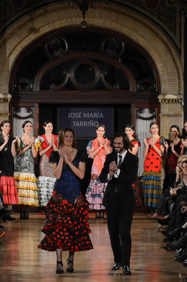 'Bailaoras' - We love flamenco 2015