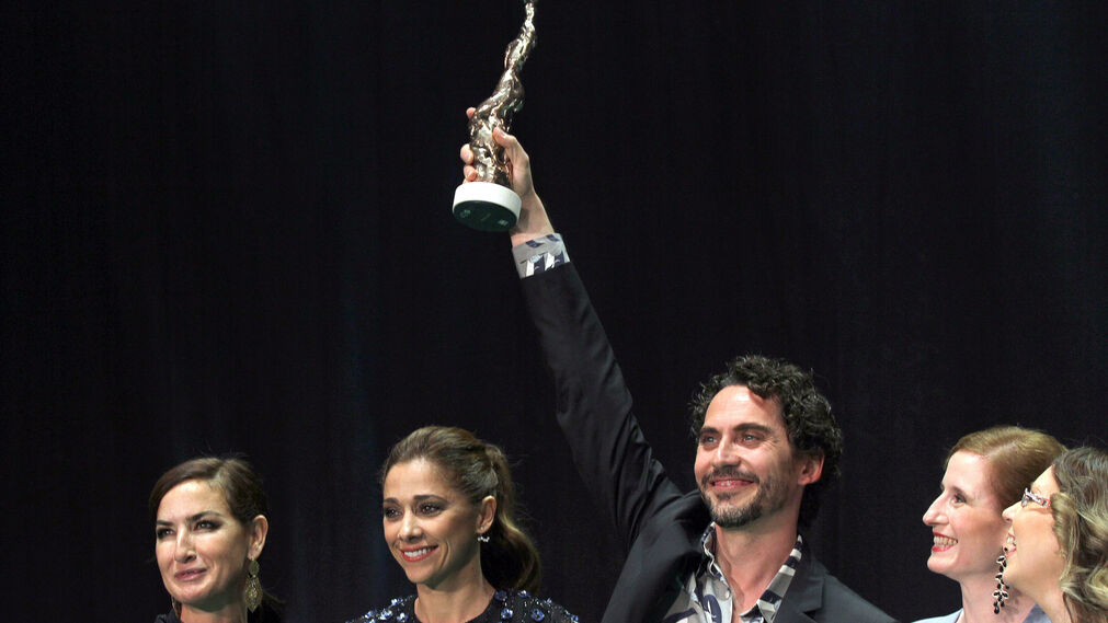 Galería: Premio a Paco León en el Festival de Cine