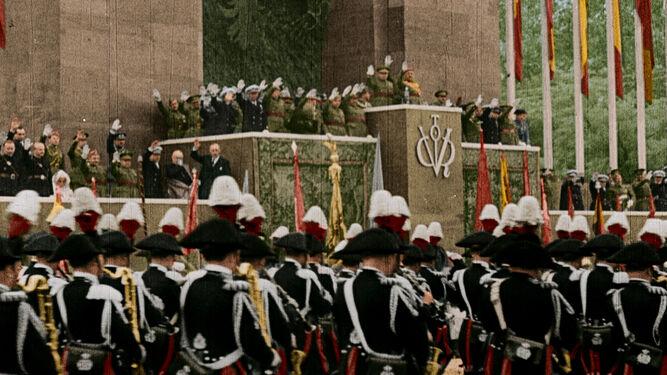 La Guerra Civil en color