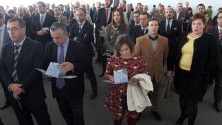 Inauguración de las intalaciones de Impala Terminals
