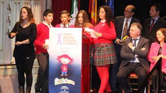 Premios Andaluna de atención a la Infancia