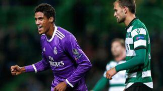 El Sporting de Portugal-Real Madrid de 'Champions'