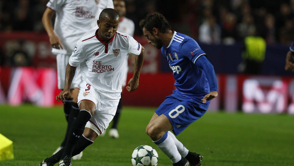 El Sevilla-Juventus de 'Champions'