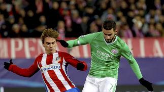 El Atlético-PSV de 'Champions'