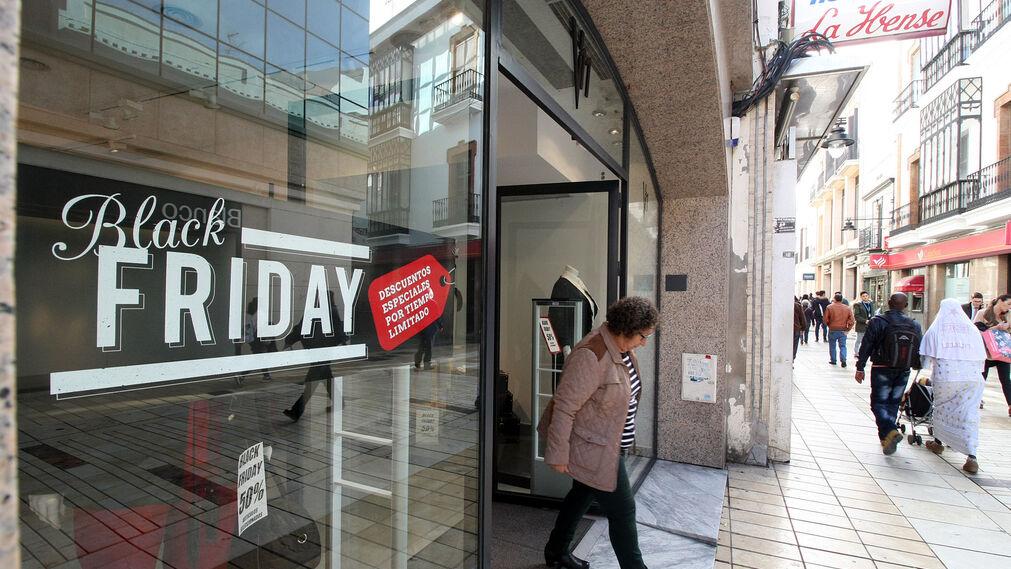 Black Friday en Huelva.