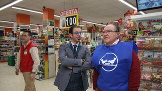 La campaña de recogida de alimentos en los supermercados