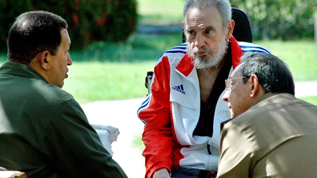 Fidel Castro, una vida en imágenes