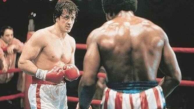ROCKY, 40 años subiendo peldaños
