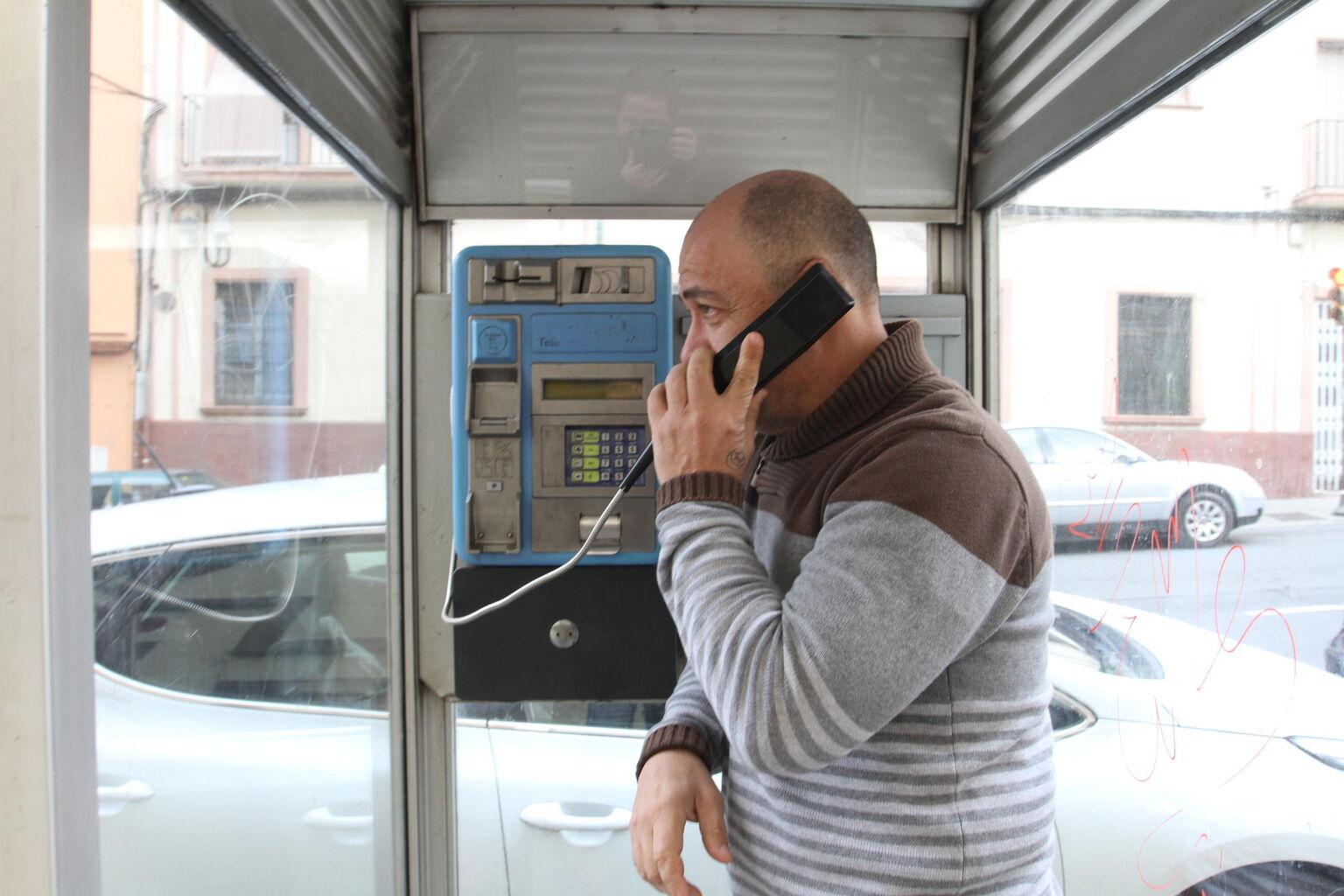 Las últimas cabinas telefónicas